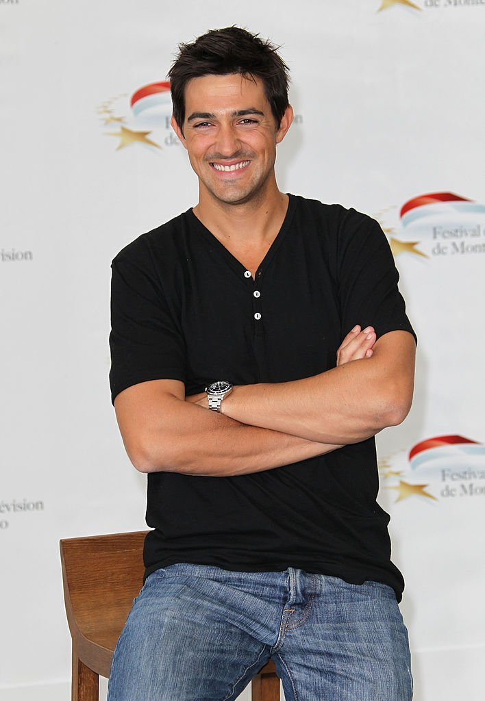 Jean-Pascal Lacoste souriant. | Photo : Getty Images
