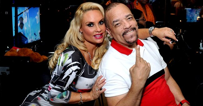 Ice T & Coco Austin's Daughter Chanel Donned Semi-sheer Green Dress for Cute Holiday Pics