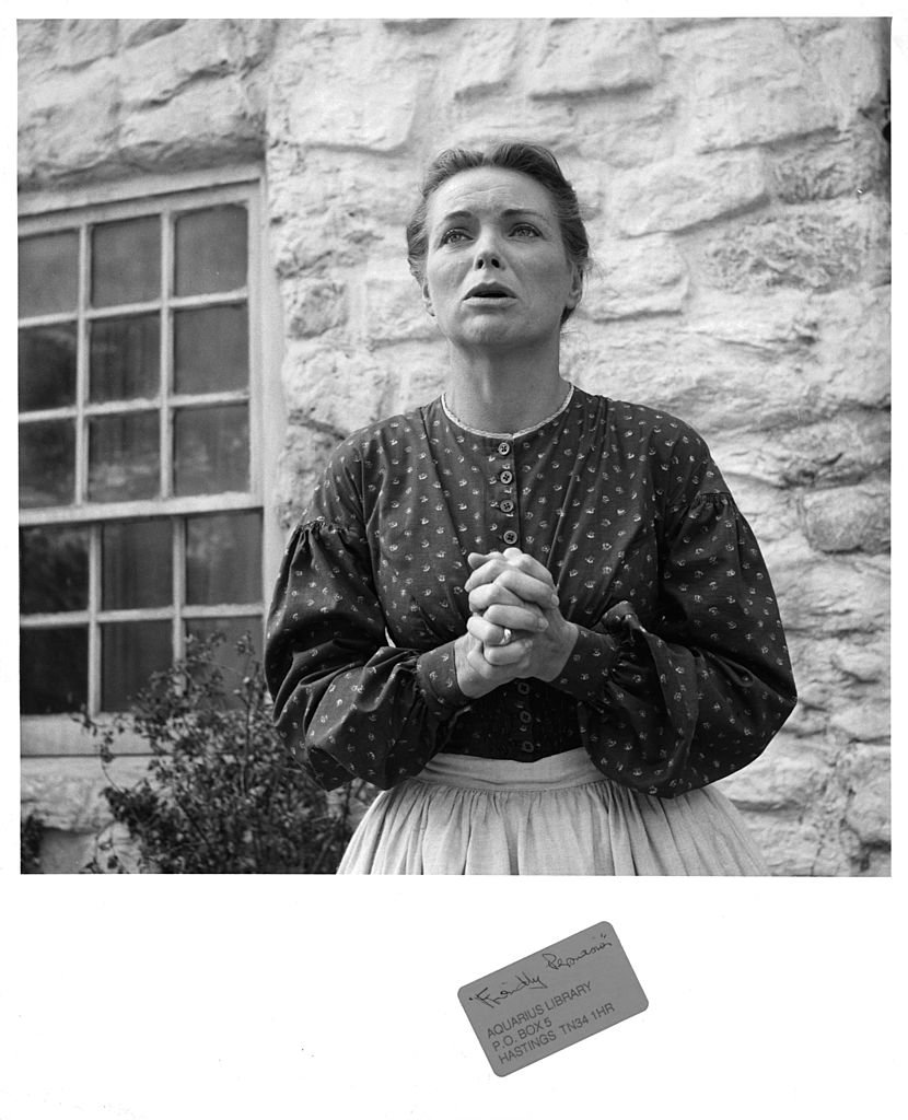 """Dorothy McGuire in a scene from the film """"Friendly Persuasion,"""" 1956.   Photo: Getty Images"""