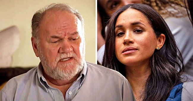 Meghan Markle's Troubled Relationship With Dad Thomas and All the Drama That Has Played out in the Public Eye