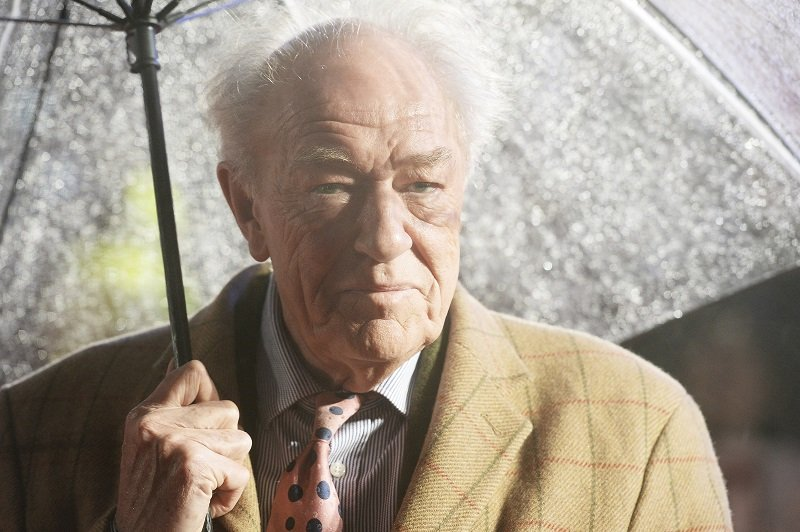 Michael Gambon on January 26, 2016 in London, United Kingdom   Photo: Getty Images