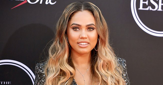 Ayesha Curry Can't Contain Her Excitement Unpacking an Ivy Park Box from Beyoncé with Her Kids