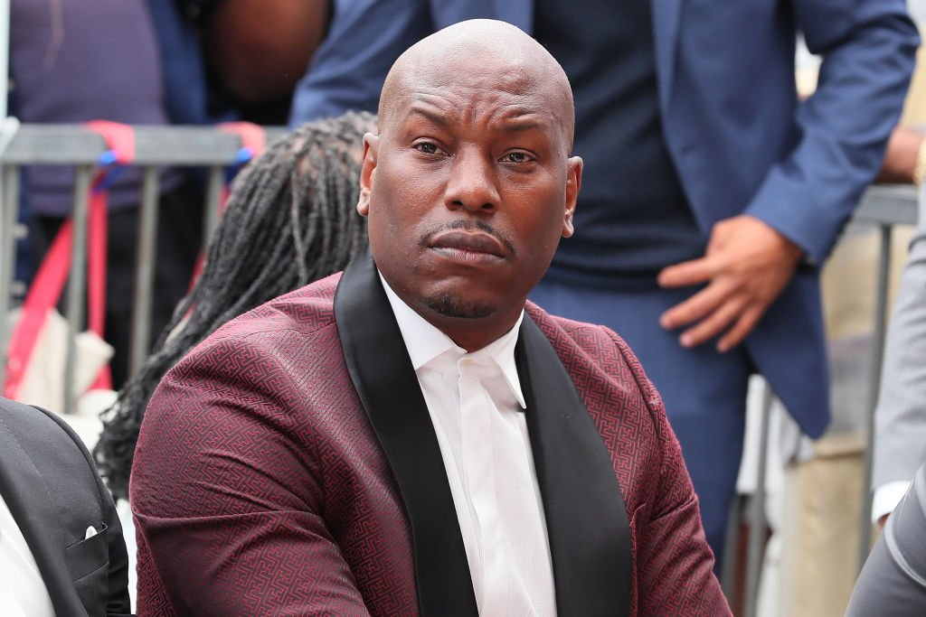 Tyrese Gibson at the ceremony honoring Director F. Gary Gray with a star on The Hollywood Walk of Fame in Hollywood, California on May 28, 2019. | Photo: Getty Images