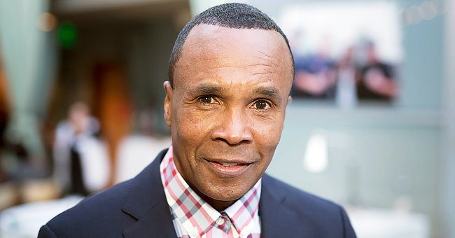 Sugar Ray Leonard Praises His Daughter Camille Who Is a Businesswoman & Shares a Photo of Her