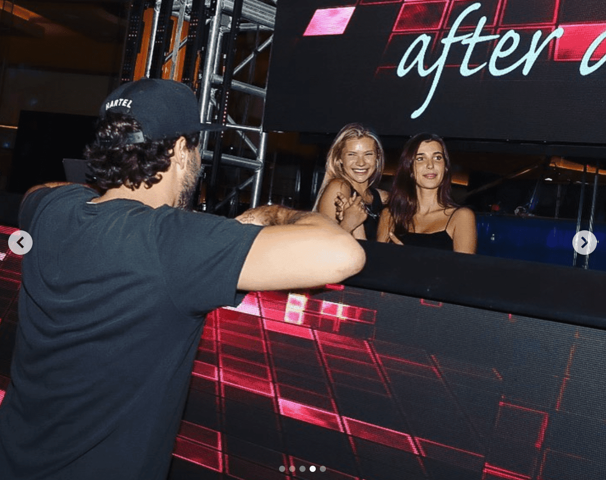 Brody Jenner and Josie Canseco celebrate his 35th birthday at the Pool After Dark at Harrah's Resort, Atlantic City | Source: instagram.com/poolafterdark