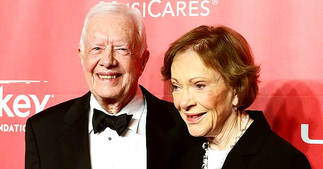 Pastor Thanks Jimmy Carter, 96, and His Wife, 93, for Visiting Service after Taking Vaccine