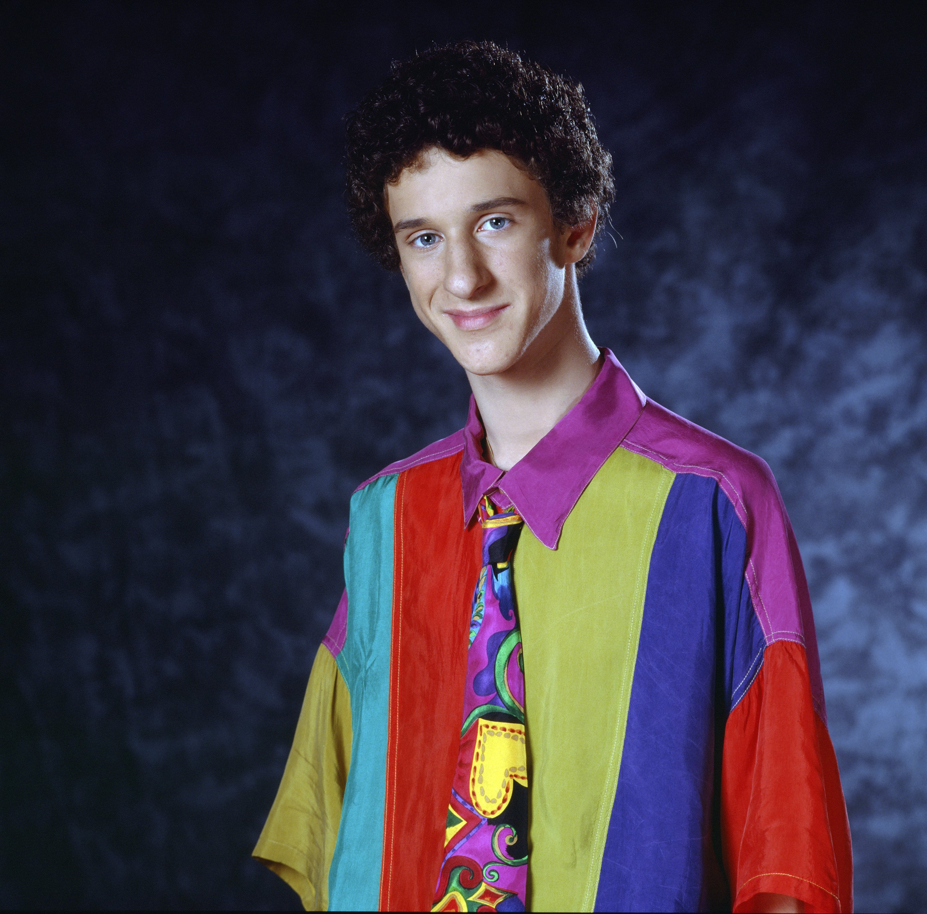 """Dustin Diamond as Screech Powers on season 3 of """"Saved by the Bell""""   Photo by: Chris Haston/NBCU Photo Bank/Getty Images"""
