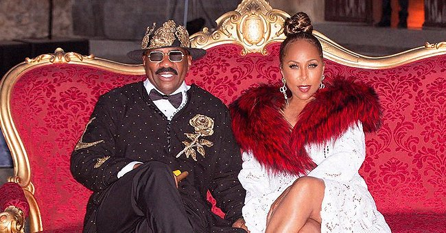 See the Trend Marjorie Harvey Is Following as She Shows off Her New Dolce & Gabbana Sunglasses
