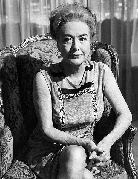 Joan Crawford. I Image: Getty Images.