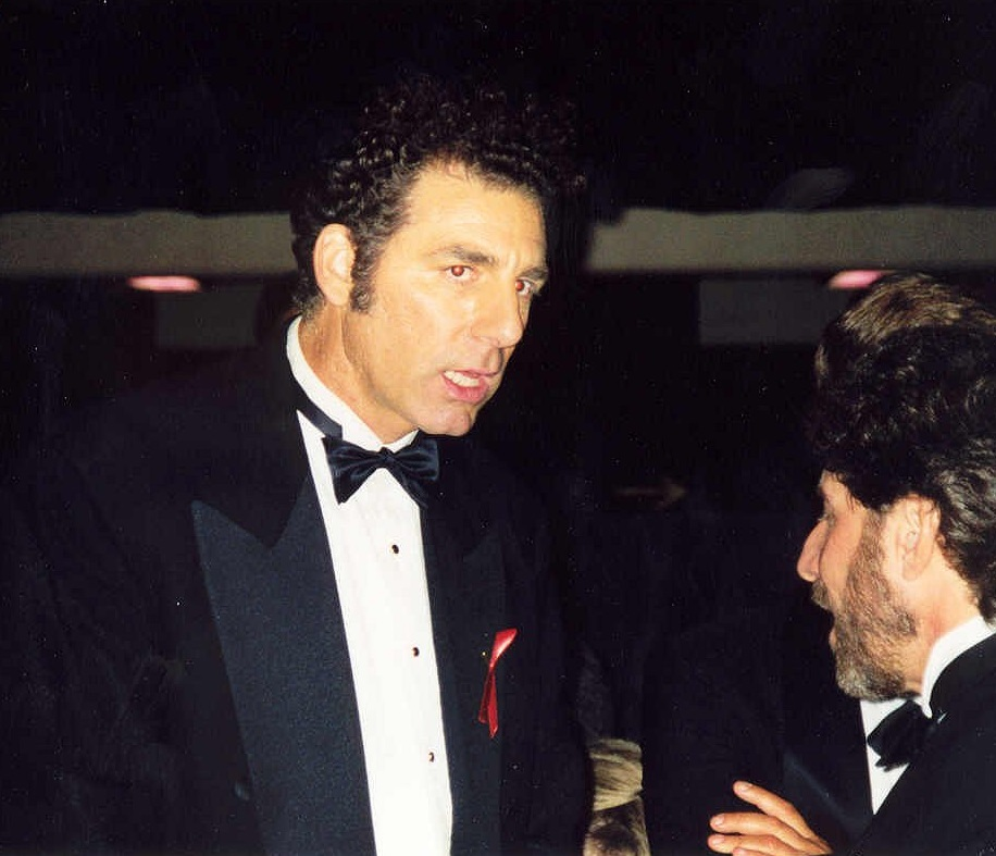 Michael Richards. | Imagen: Wikimedia Commons