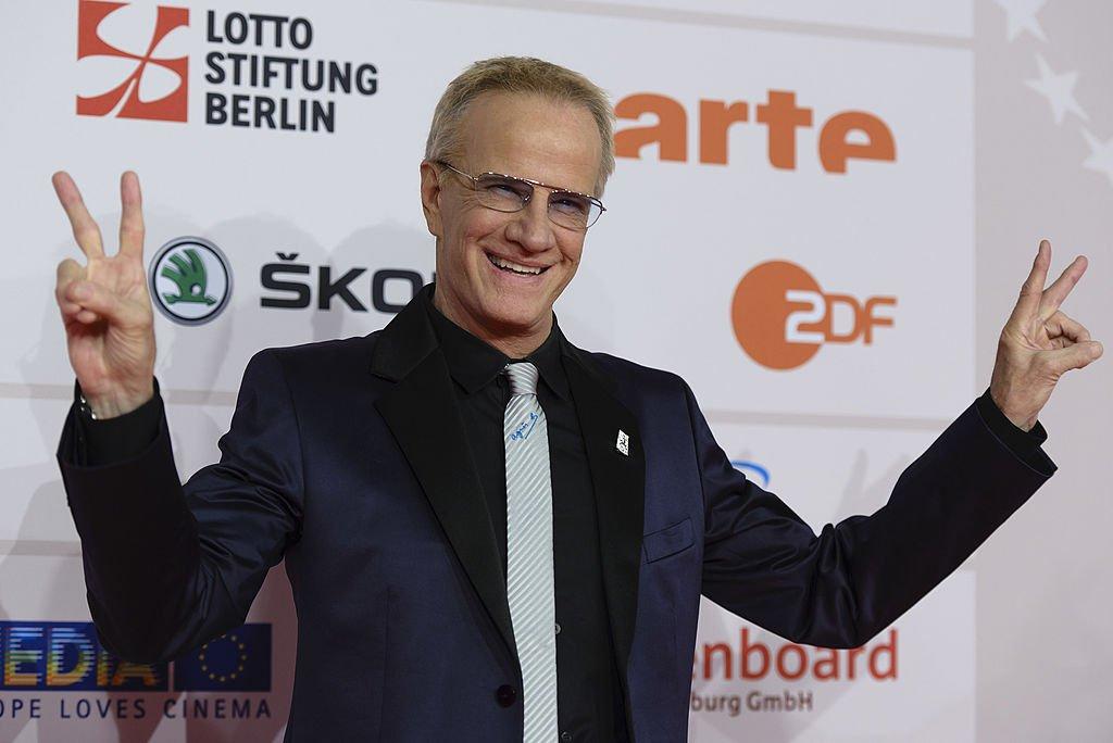 Christopher Lambert asiste a los European Film Awards 2013 el 7 de diciembre de 2013 en Berlín, Alemania. | Foto: Getty Images