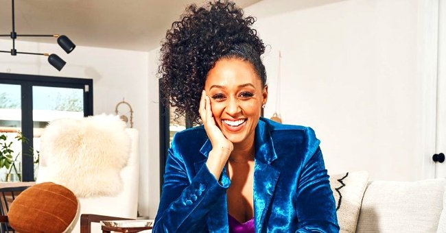 Tia Mowry of 'Sister, Sister' Fame Shares How She Got Daughter Cairo to Smile for a Photo