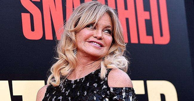 Goldie Hawn's 6-Year-Old Granddaughter Rio Bears Strong Resemblance to Her Famous Grandma