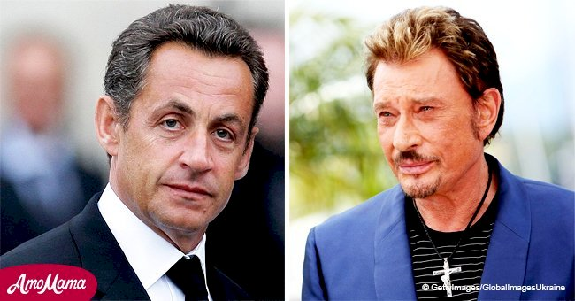 Nicolas Sarkozy s'ouvre sur la demande personnelle de Johnny Hallyday, comment le chanteur a répondu dernièrement