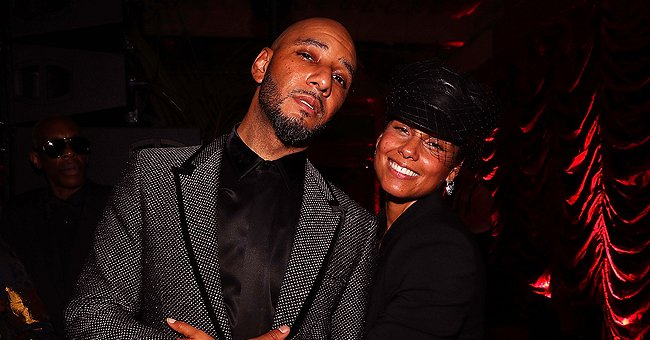 Alicia Keys' Husband Swizz Beatz Says He and Wife Are Looking like Siblings in a New Photo
