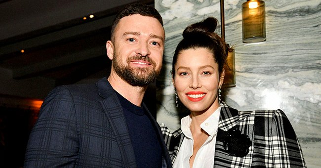 """Jessica Biel and Justin Timberlake attend the premiere of USA Network's """"The Sinner"""" Season 3, California, 2020   Photo: Getty Images"""