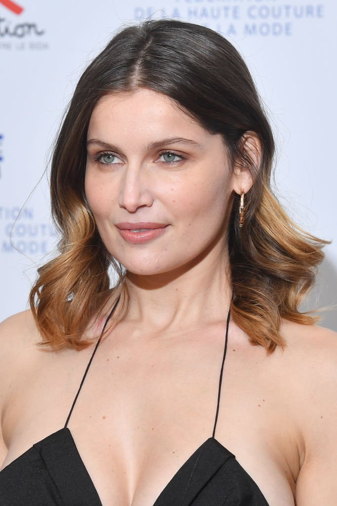 Laetitia Casta participe au dîner de gala du Sidaction 2020 au Pavillon Cambon le 23 janvier 2020 à Paris, France. | Photo : Getty Images.