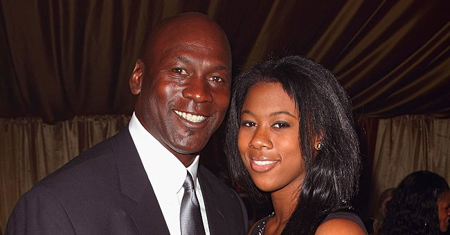 Michael Jordan's Daughter Jasmine Calls Fiancé Rakeem and Their Son Her Favorite Black Men