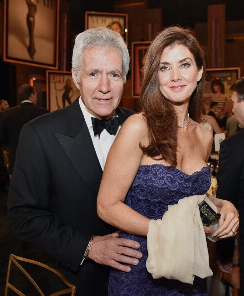 Alex Trebek and Jean Trebek at the Dolby Theatre on June 5, 2014 in Hollywood, California. | Photo: Getty Images