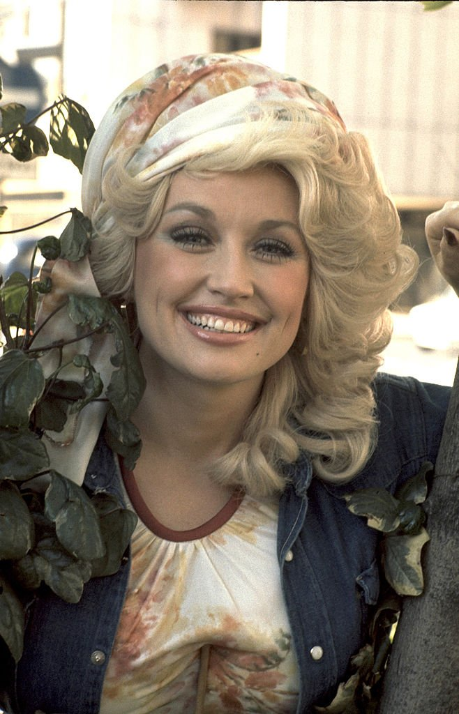 Dolly Parton in London, California, on January 01, 1970.   Source: Getty Images