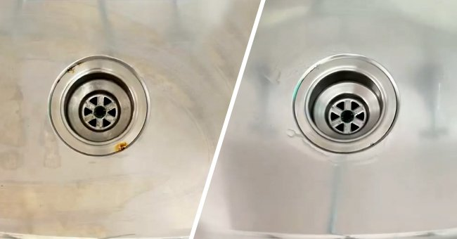 Woman Shares Cleaning Hack to Remove Rust on Stainless Steel with Common Household Item