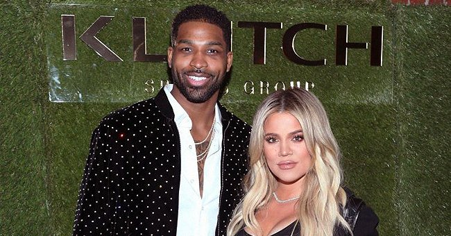 Inside Khloé Kardashian and Tristan Thompson's 'Family Pumpkin Carving Day' with Daughter True