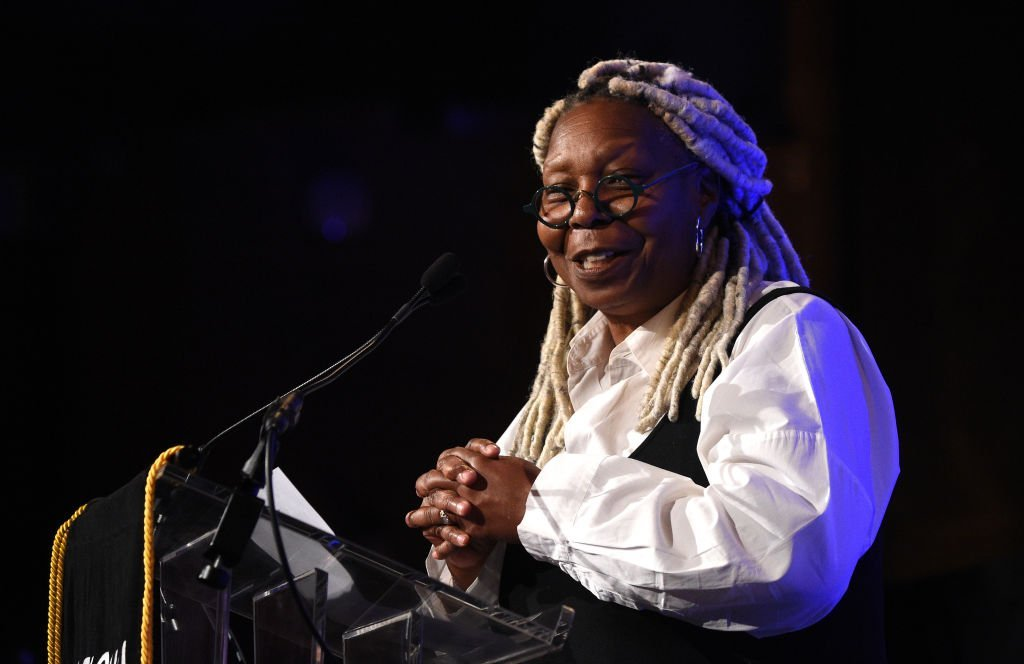 Whoopi Goldberg speaks onstage during The National Board of Review Annual Awards Gala at Cipriani 42nd Street on January 08, 2020. | Photo: Getty Images