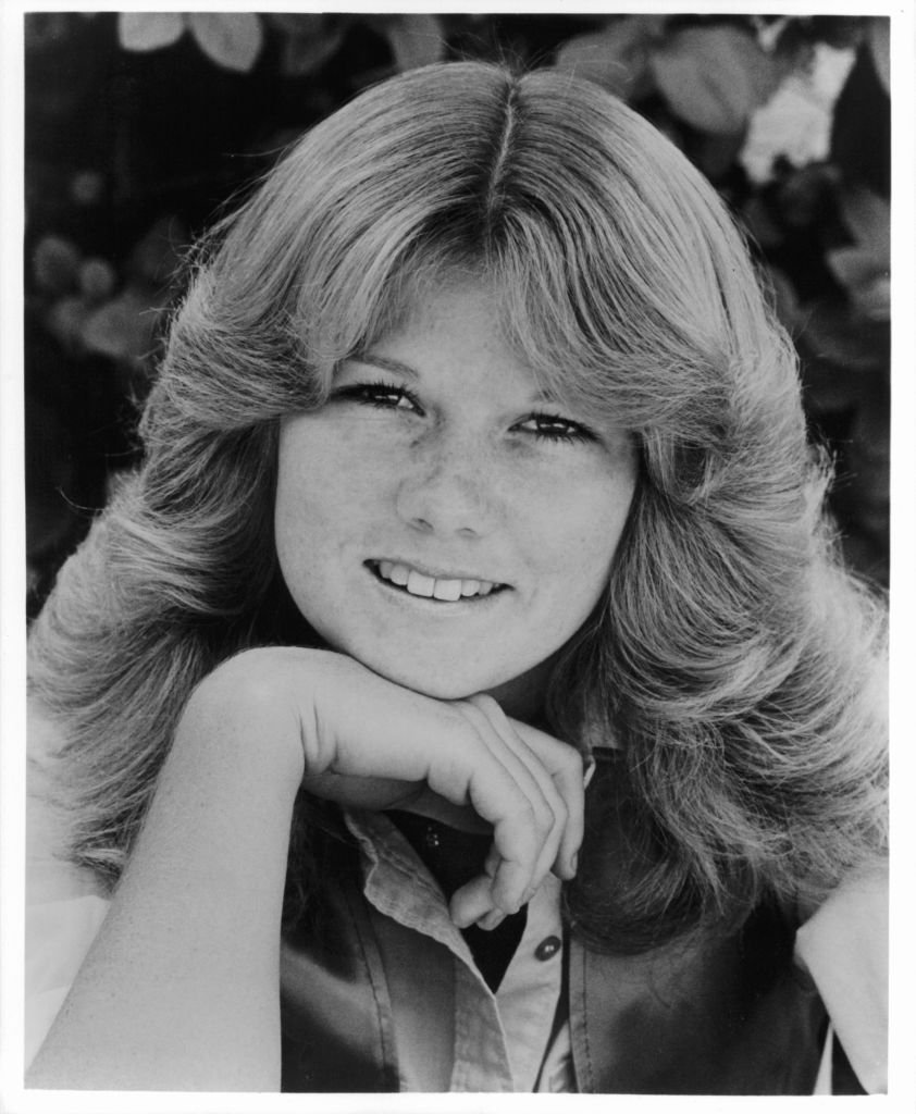 Portrait of Suzanne Crough in 1977 | Source: Getty Images/Global Images Ukraine