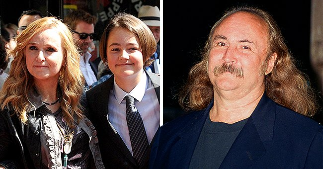 David Crosby, Biological Father of Melissa Etheridge's Late Son, Responds after His Tragic Death