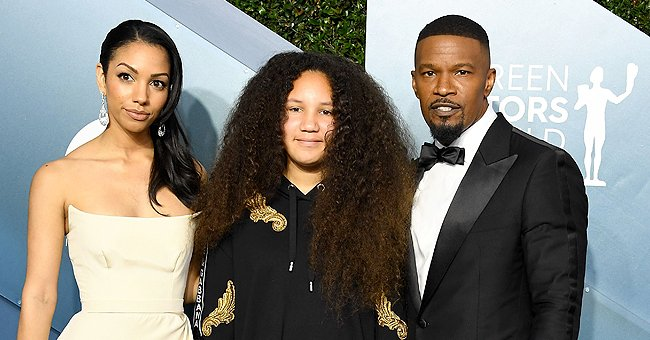 Jamie Foxx Shares Details on How Productive His Two Daughters Have Been during Quarantine