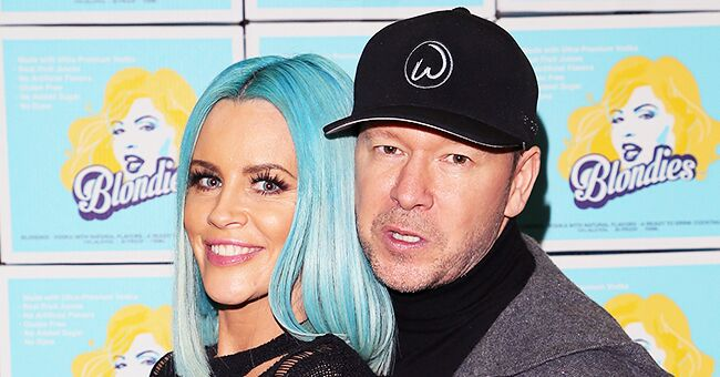 Jenny McCarthy Shares a Picture from Her Husband Donnie Wahlberg's 50th Birthday Party