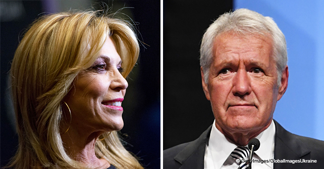 Vanna White Opens up about Alex Trebek's 'Will to Conquer' Cancer