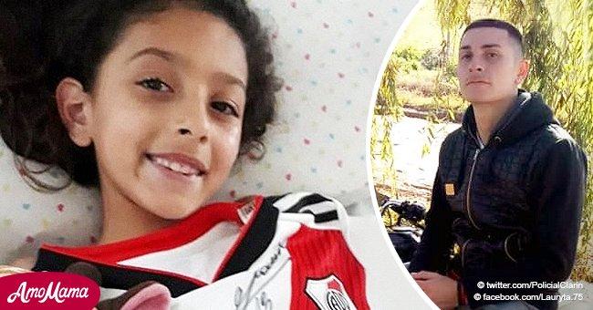 Valiente niña de 7 años se despierta tras dos cirugías y señala al hombre que la apuñaló