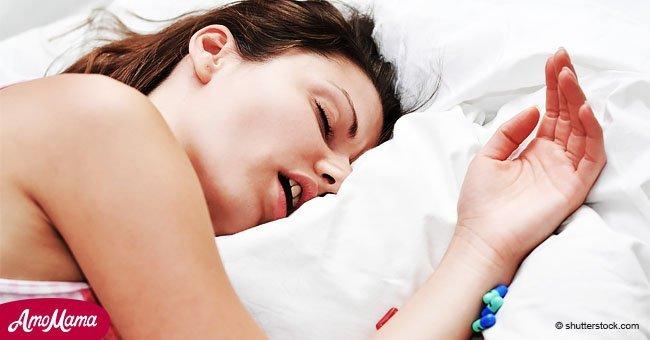 Verschlucken Im Schlaf