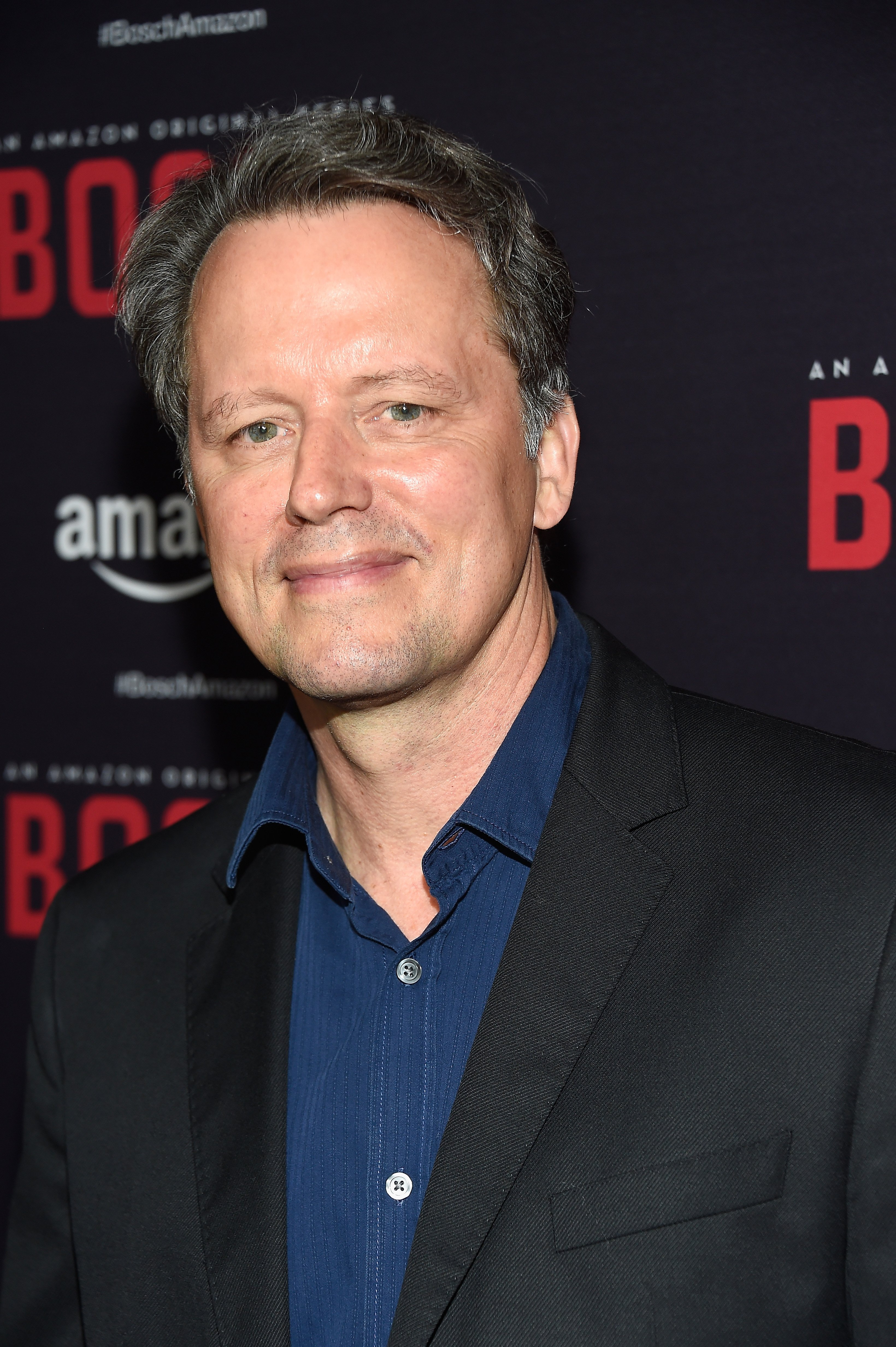 """Steven Culp arrrives at the Premiere Of Amazon's """"Bosch"""" Season 2 at SilverScreen Theater at the Pacific Design Center on March 3, 2016, in West Hollywood, California. 