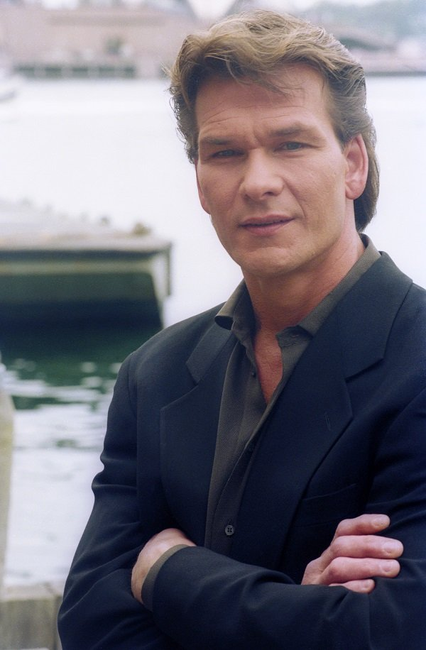 Patrick Swayze on January 29, 1996 in Sydney, Australia | Source: Getty Images/Global Images Ukraine