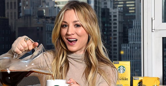 See Kaley Cuoco's Massive Cupping Marks as She Shares Snapshot of Her Back