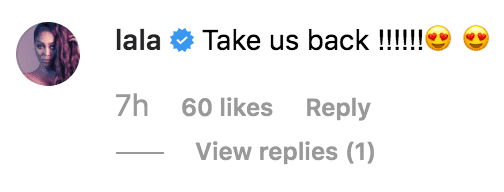 Kim Kardashian reacts to Khloe's vacation pictures | Instagram.com/lala