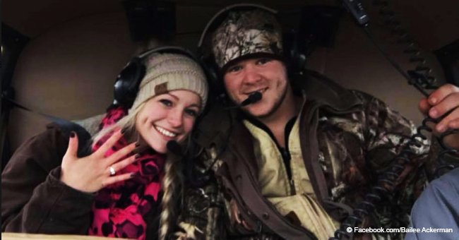 Young couple tragically died after fairytale wedding when their family helicopter crashed