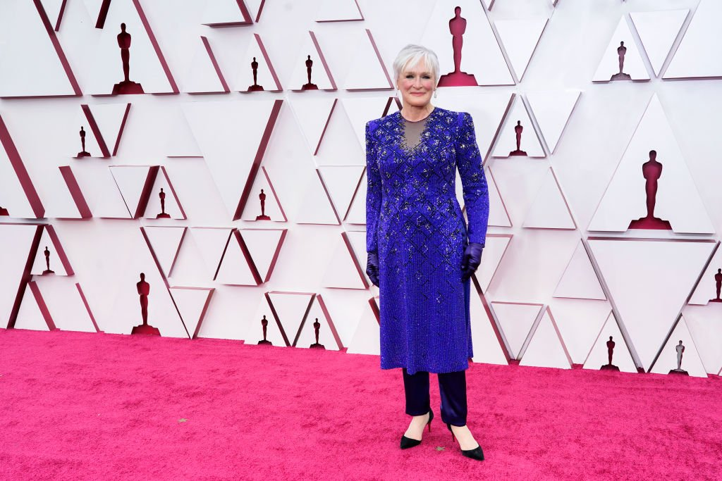Glenn Close attends the 93rd Annual Academy Awards at Union Station on April 25, 2021 in Los Angeles, California. | Photo: Getty Images
