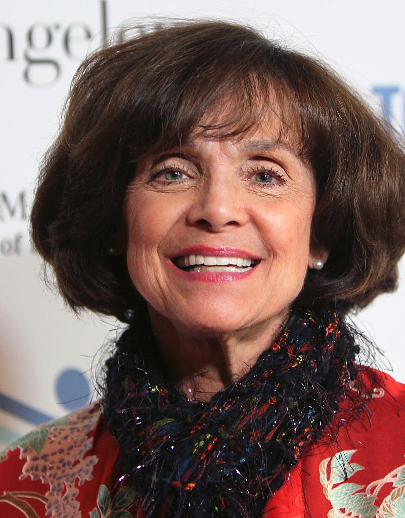 Actress Valerie Harper attends Tower Cancer Research Foundation's Tower of Hope Gala at The Beverly Hilton Hotel | Photo: Getty Images