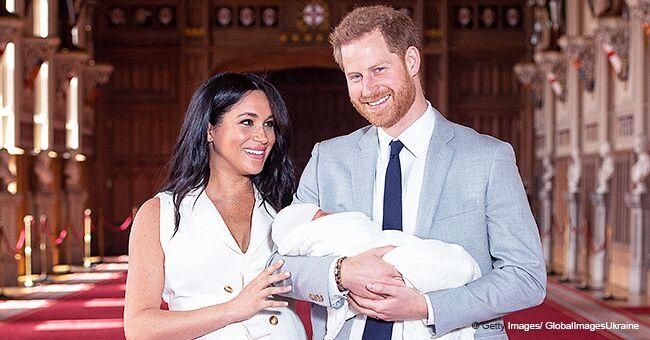 Première apparition du bébé : la visite surprenante d'un membre de la famille de Meghan