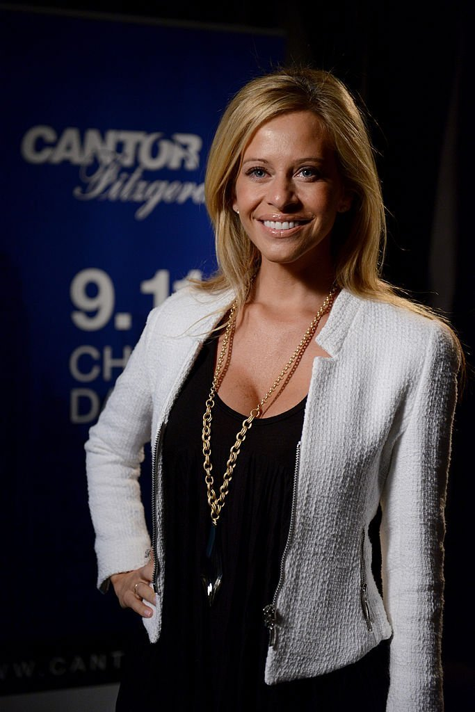 TV personality Dina Manzo attends the Annual Charity Day hosted by Cantor Fitzgerald and BGC at Cantor Fitzgerald | Photo: Getty Images