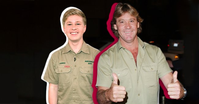 Robert Irwin Speaks about His Father Steve Irwin's Legacy & Following in His Footsteps in New Video