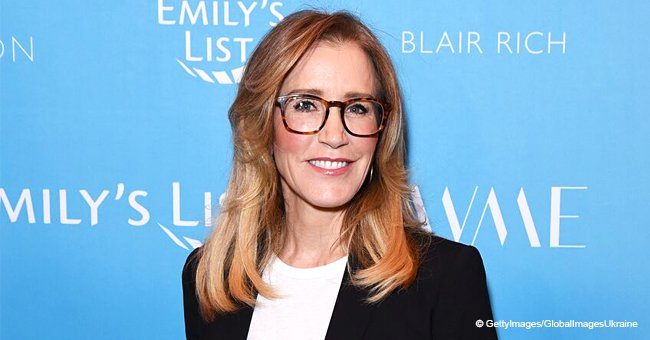 Felicity Huffman, Charged with Bribery, Has 2 Daughters and One of Them Is Also an Actress