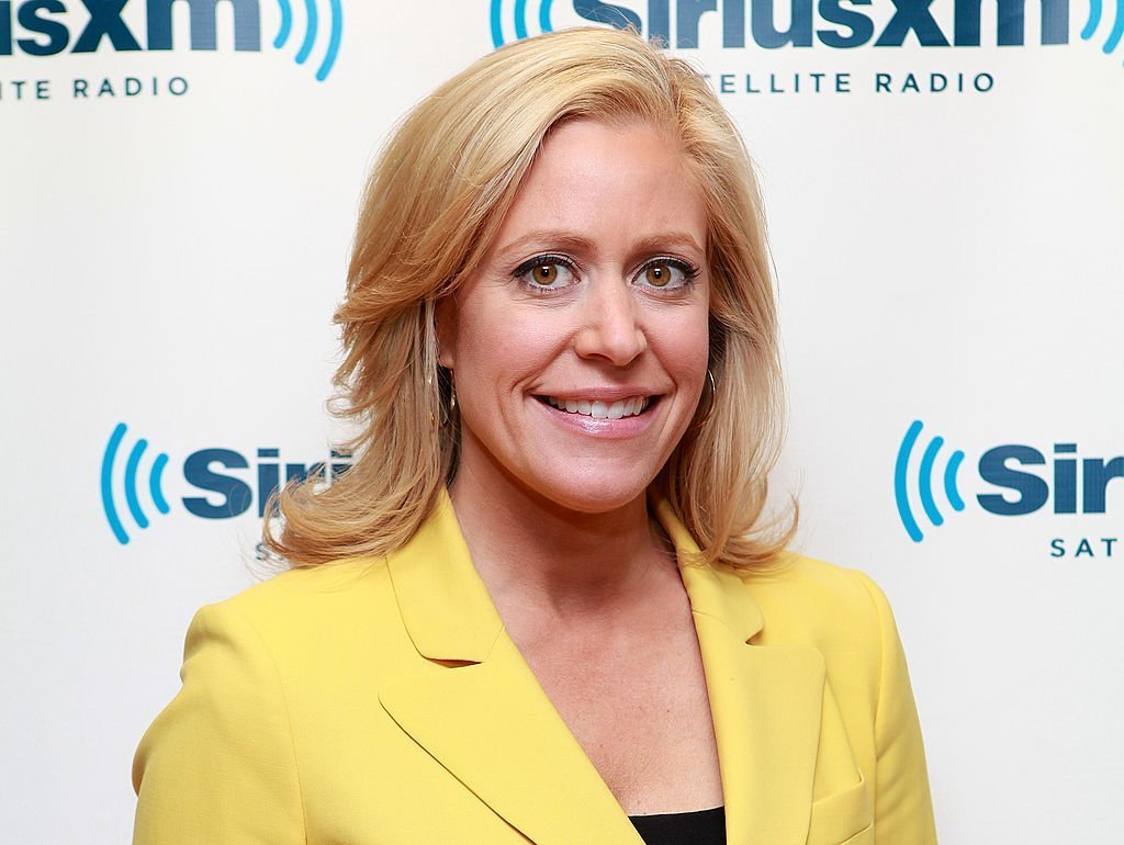 Melissa Francis visits the SiriusXM Studios on November 13, 2012 | Photo: GettyImages