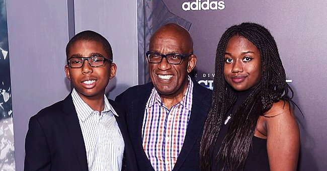 Al Roker from 'Today' Locks His Teenage Son's Phone Away at Night