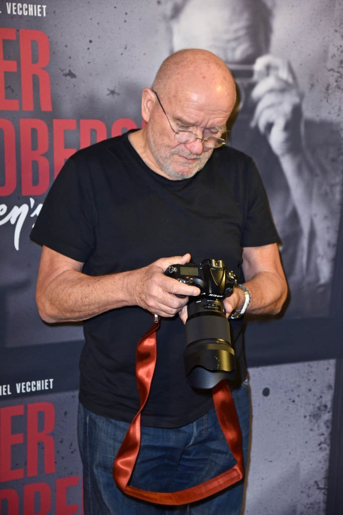 Peter Lindbergh attends the 'Peter Lindbergh - Women Stories' world premiere after show party during the 69th Berlinale International Film Festival at Restaurant Grosz | Photo: Getty Images