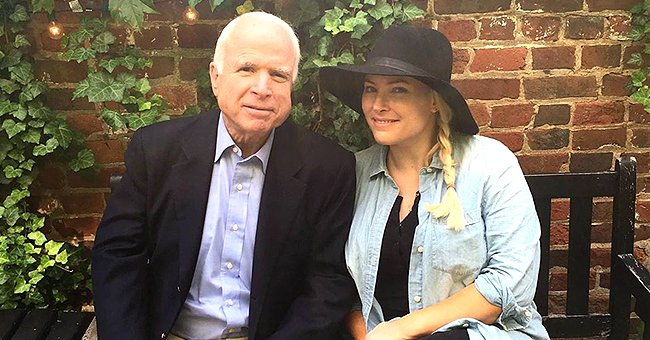 Meghan McCain Pays Tribute to Dad John 631 Days after His Death
