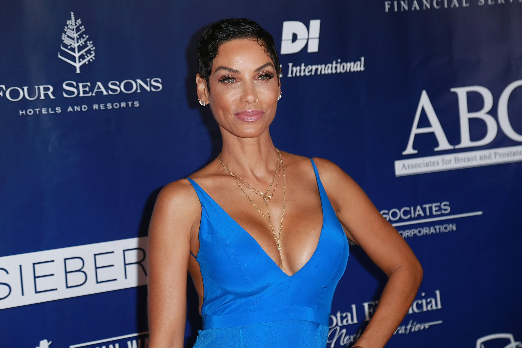 Nicole Murphy at the 28th Annual Talk Of The Town Gala in 2017. | Source: Getty Images